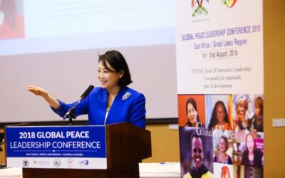 Dr. Junsook Moon Speech at 2018 GPLC Uganda: Women-Led Initiatives for Peace and Development