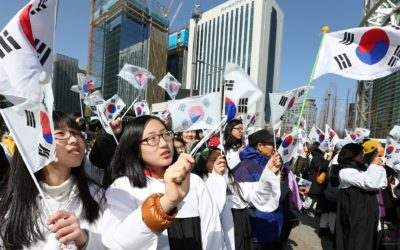 The Spirit of the Korean March 1st Movement Inspires Global Support