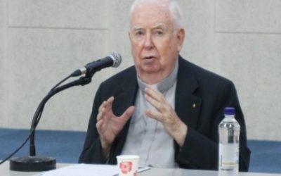 Bringing a Loving Heart to North Korea: Father Hammond's Story
