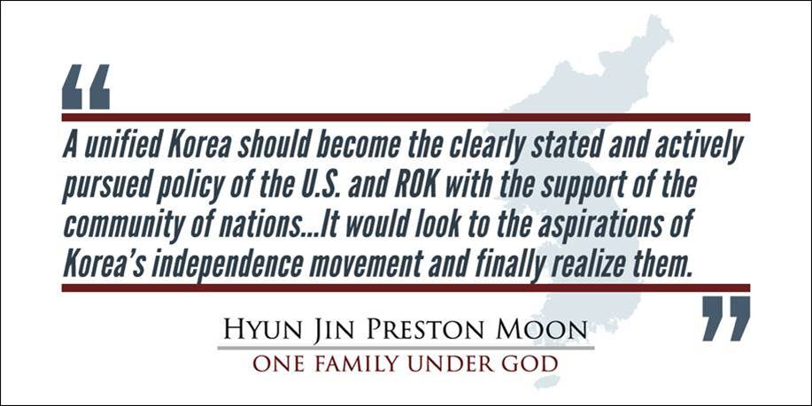 Newsweek Article Reviewing U.S. – Korea Relations Quotes Dr. Hyun Jin P. Moon's International Forum Address