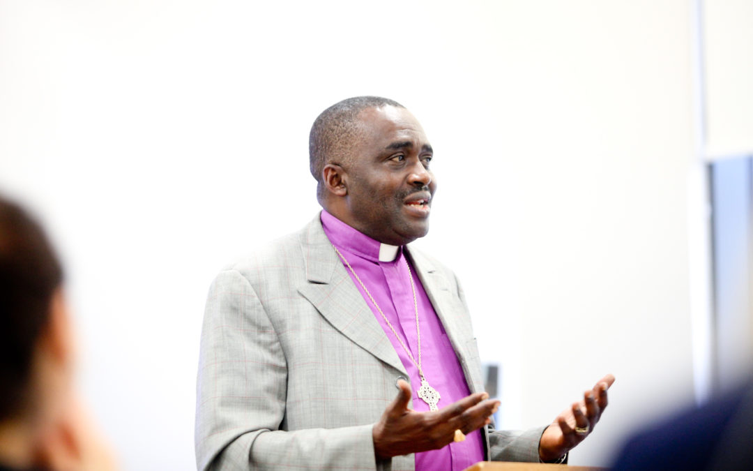 Africa to Korea: Interfaith Cooperation for Social Transformation