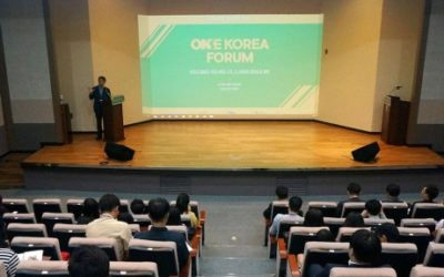 One Korea Forum Hosts Students in Seoul