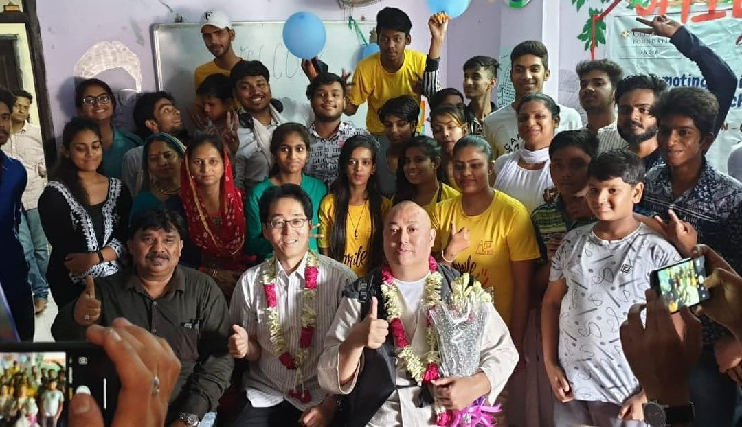 """One Family Under God"" Bridges Castes in India"