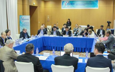 Mongolia Hosts Forum on Northeast Asian Peaceful Development and Korean Reunification