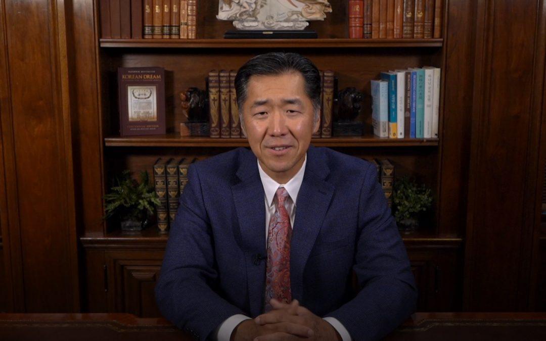 Korean Dream: Resolving Division, Fulfilling Destiny | Keynote Speaker, International Forum on One Korea 2020