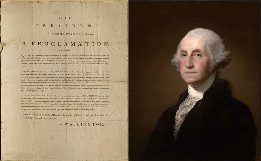 A Declaration of Thanksgiving