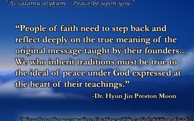 Inheriting the Legacy of Faith